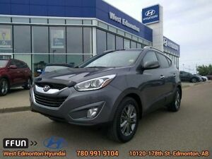 2014 Hyundai Tucson GLS AWD leather sunroof heated seats