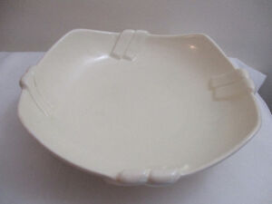 1930s Art Deco Beswick White Bowl - Number 300
