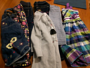 Girls clothes 3T 4T 5T lot
