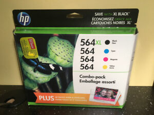 Encre HP Combo pack 564