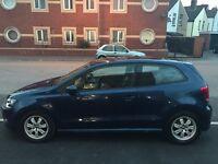 2011 Volkswagen polo 1.2 TDI blue-motion