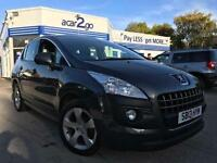 2013 Peugeot 3008 HDI ACTIVE Manual Hatchback