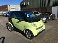 2003 Smart ForTwo 0.7 Pulse, low miles, £30 a year road tax
