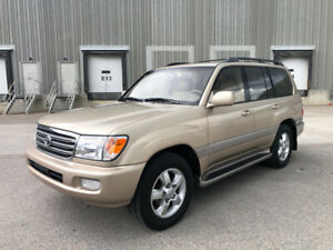 2003 Toyota Land Cruiser SUV