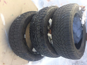 17 inch winter tires