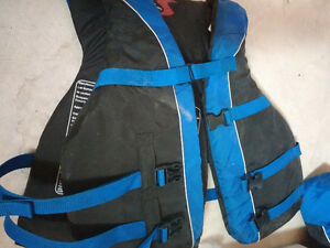 Lifejackets adult and kids