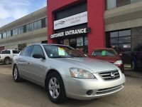 2002 Nissan Altima 2.5SL Heated Leather