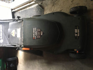 Black and Decker 3 in 1 Electric Mower