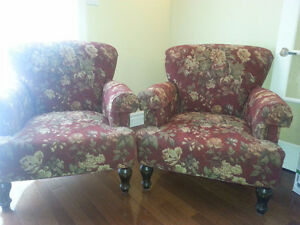 FOR SALE - SOFA AND 2 ARM CHAIRS