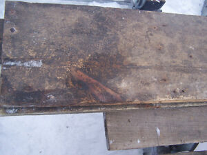 boards: PINE, old, worn, like threshing floor London Ontario image 2