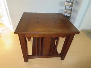 Wanted - Mission Style End Table