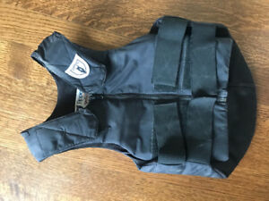 Equestrian riding vest - Kids extra small