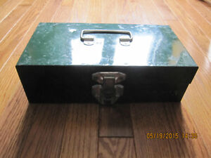 Old Justus Cash Box London Ontario image 1
