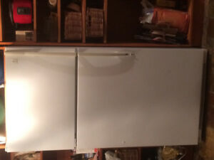 White Maytag Plus Refridgerator - Great Working Condition