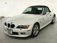 BMW Z3 2.8i Auto WIDE BODY, Alpine White, 16k Miles, Classic / Collecter Car