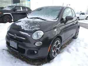 2016 FIAT 500 Sport, With Only 20,900 KMS, Sunroof, Auto
