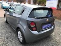 Chevrolet Aveo 1.2 ( 86ps ) ( s/s ) LS 5 Door Hatchback