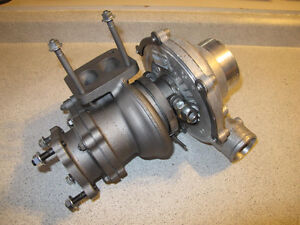 Rebuilt ISUZU RHG6 Turbocharger VA570093 CIEX