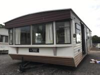 ATLAS CHORUS SUPER STATIC CARAVAN MOBILE HOME 35 X 12