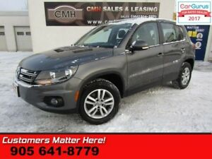2014 Volkswagen Tiguan Trendline  AWD, POWER GROUP