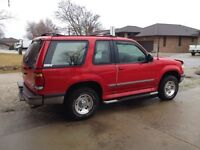 1997 Ford Explorer XL 4x4