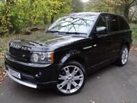 2010 Land Rover Range Rover Sport 3.6TD V8 auto Autobiography Sport LE OVERFINCH