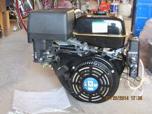 13 HP OHV Electric start motor - New