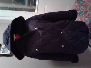 Ladies winter coat and jackets