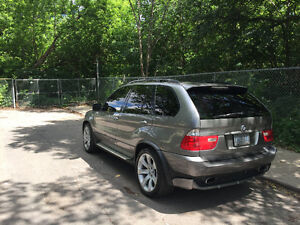 Must go today ( as is )2004 BMW X5 4.8is SUV, Crossover