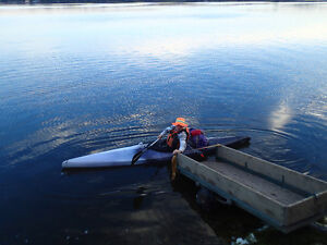 Kayak Lost in Moira River south of Chisholm's Mills