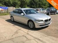 BMW 525 3.0TD auto 2010 d SE,AUTO, SALOON, 98.000 MILES, SERVICE HISTORY,
