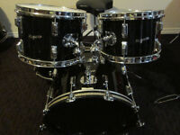 Vintage Maple 22, 16, 13, 12. Drum Kit. Rogers Brand. Near Mint.