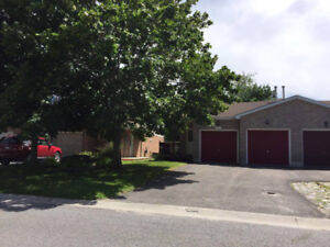Bdrm for rent in a beautiful 2 bdrms main floor house (4months+)