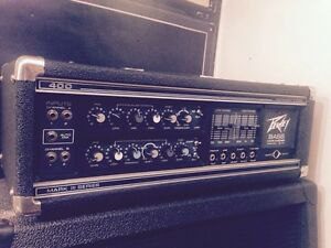 Peavey Mark 3 bass head