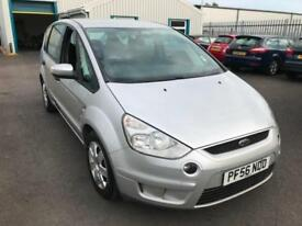 2007 Ford S-Max 1.8TDCi Diesel 7 Seater New Mot Aug 2019 *Finance Available**