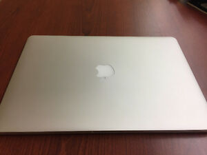 "2014 Macbook Pro Retina 15"""