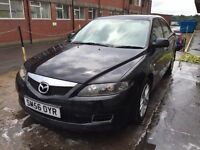 Bargain Mazda 6 2.2 diesel long MOT ready to go 6spd