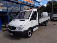 2013 MERCEDES SPRINTER 313 CDI LWB 14FT DROP SIDE/FLATBED .... DROPSIDE DIESEL