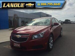 2014 Chevrolet Cruze 1LT   - $103.03 B/W  - Low Mileage