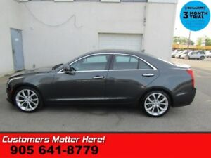 2014 Cadillac ATS 2.0 Turbo Performance  - Leather Seats