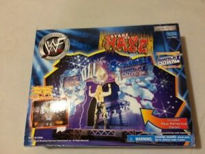 WWE Wrestling RARE SmackDown Entrance Set