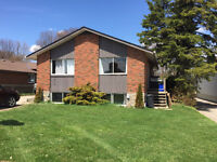 Orangeville A renovated 2 bedroom with gas fireplace