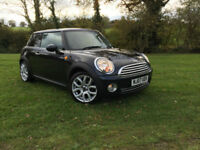 2007 Mini COOPER 1.6 Petrol Manual Comprehensive Service History