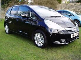 2012 HONDA JAZZ 1.3 IMA HS Hybrid CVT Auto