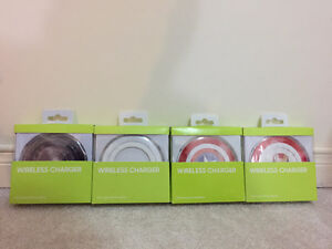 Brand New Qi Fast Charging Wireless Charging Pad Fast Charger