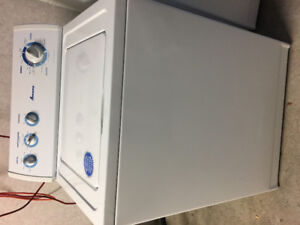 Amana Washer dryer set for sale at $200