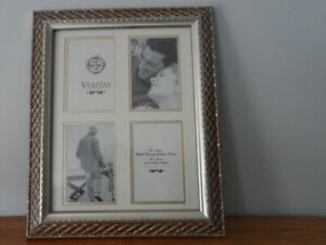 Metalic Multi Picture Frame (new)