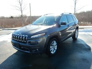 2017 Jeep CHEROKEE LIMITED! SAVE $14,380