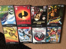 GameCube Games - Bundle of 8