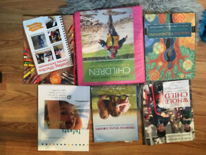 New condition first year ECE textbooks - Mohawk College